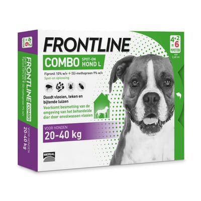Frontline Combo H L On
