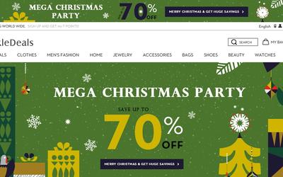 Twinkle Deals website