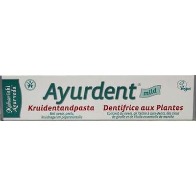 Ayurdent Mild - 75 ml - Tandpasta