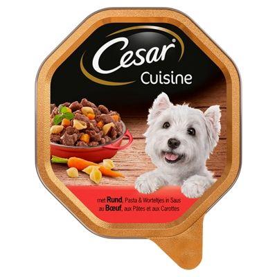Cesar alu cuisine rund / groente in saus