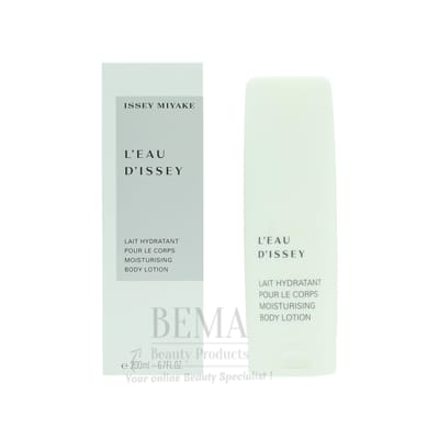 Issey Miyake L'eau D'issey body lotion 200 ml