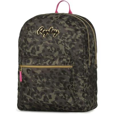 Replay Girls rugzak leopard