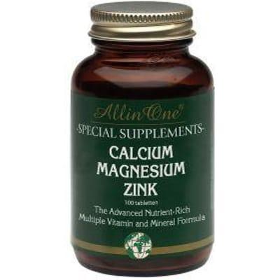 All in One Calcium Magnesium Zink