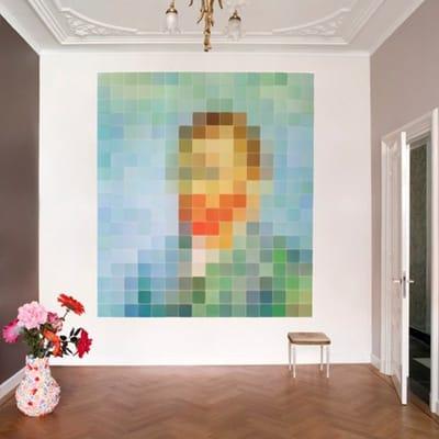 IXXI Van Gogh pixel