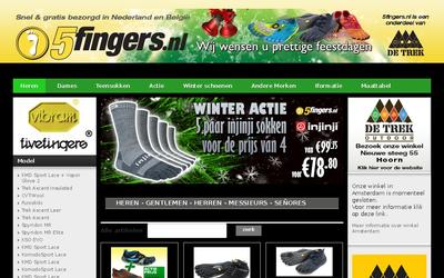 5fingers website