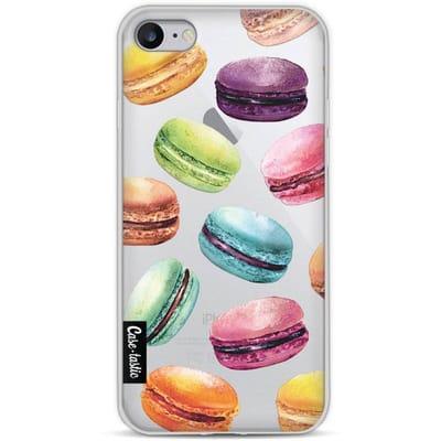 Casetastic Softcover Apple iPhone 8 Macaron Mania