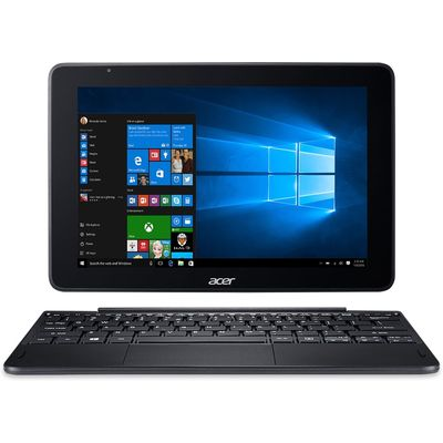 Acer One 10 x Touchscreen Zwart Hybride