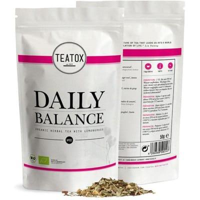 Teatox Daily Balance Tea Lemongrass Bio Refill