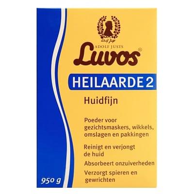 Heilaarde 2 huidfijn poeder