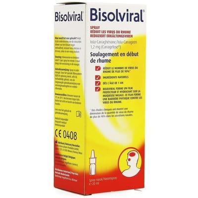Bisolviral Antivirus Spray 20 ml