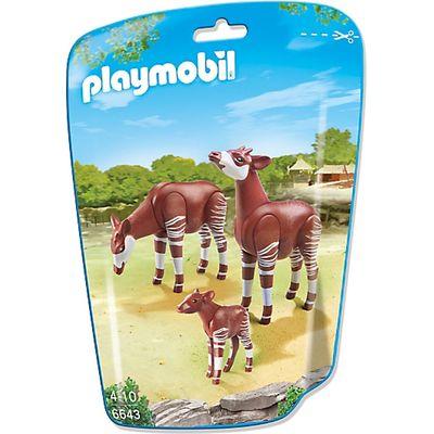 Playmobil met kalf 6643