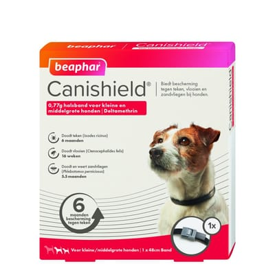 Canishield S M