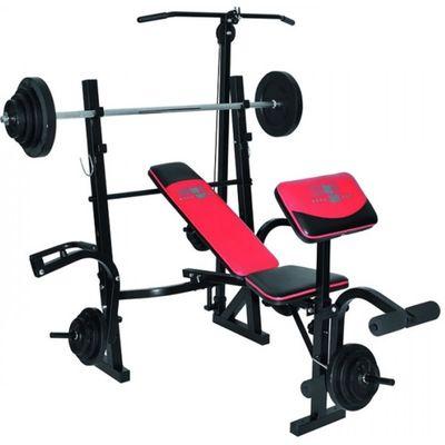 Christopeit Basic Concept De Luxe Fitness Station