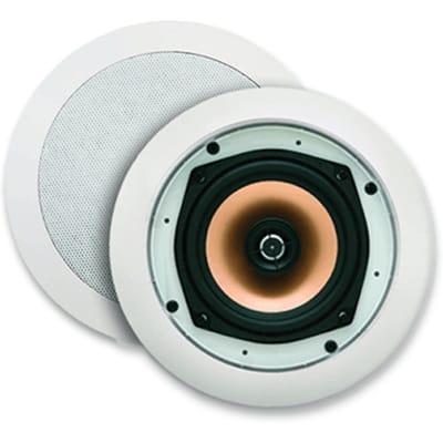 AquaSound Samba 80W inbouw speakerset 2 wit a stuks