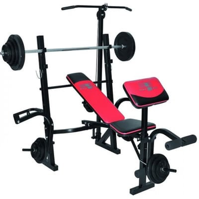 Christopeit Basic Concept De Luxe Fitness Station