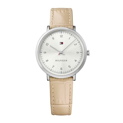 Tommy Hilfiger TH1781765 horloge dames beige