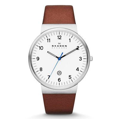 Skagen Horloge SKW6082 Bruin