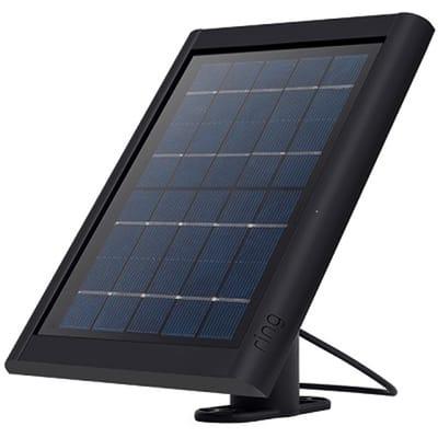 Ring Solar Panel Zwart Voor Spotlight Cam Batterij