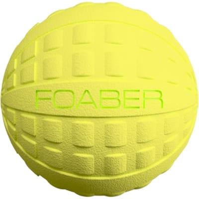 Foaber bounce bal foam / rubber groen