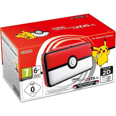 Nintendo 2DS XL Edition