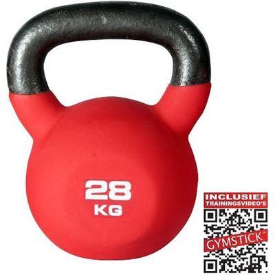 Pro Neopreen Kettlebell 28 kg Met