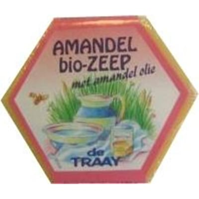 Zeep amandel olie bio
