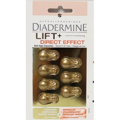 Diadermine Lift Capsules Direct Effect