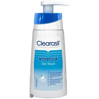 Clearasil Gel Wash - 150 ml