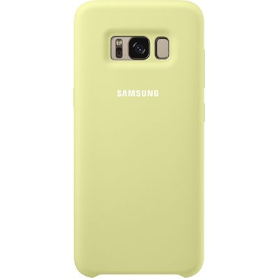 Samsung Galaxy Cover Groen S8 Silicone