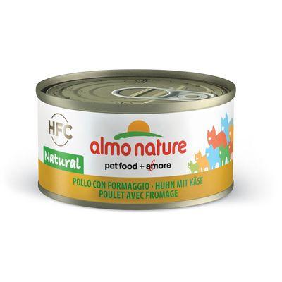 Almo Nature Kip Kaas 70 g