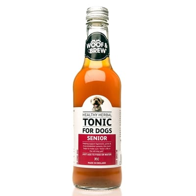 Senior herbal tonic