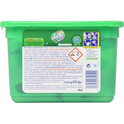 Dreft Wasmiddel Pods 3in1 - 16 Wasbeurten