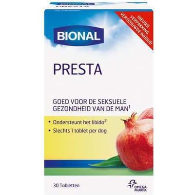 Bional Presta 30 tabletten