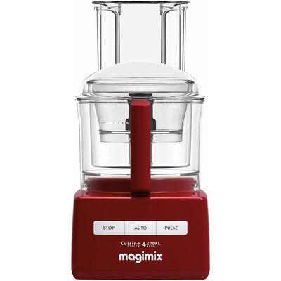 Magimix Cuisine 4200 XL Rood