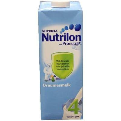 Nutrilon Dreumes 4