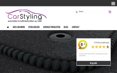 Carstyling website