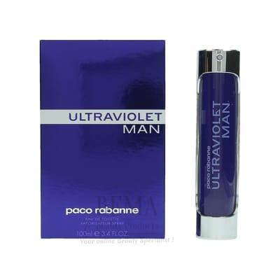Paco Rabanne Ultraviolet 100 ml Eau de toilette