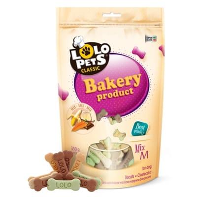 Lolo pets biscuits bones mix hondenkoekjes