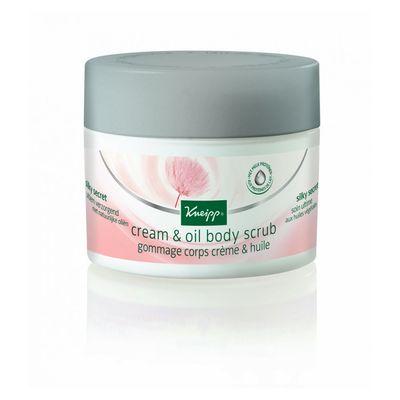 Cream oil body scrub Silky Secret