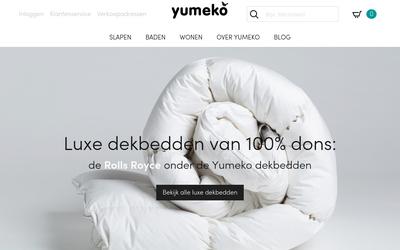 Yumeko website