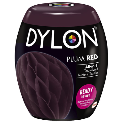 Pods plum red