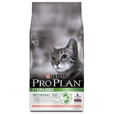 Pro Plan Cat Sterilised Zalm 10 Kg