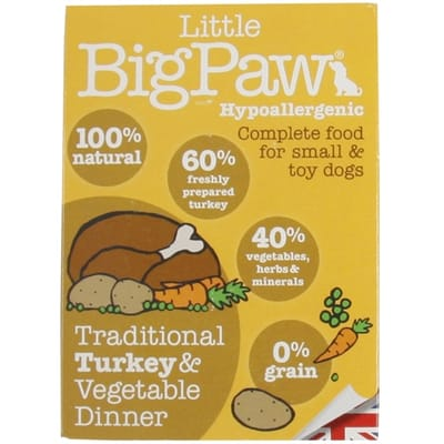 Little big paw dinner 150 gr
