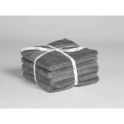 Yumeko Handdoek grijs 4 st
