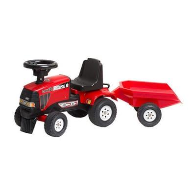 Falk CVX aanhanger Case Tractor
