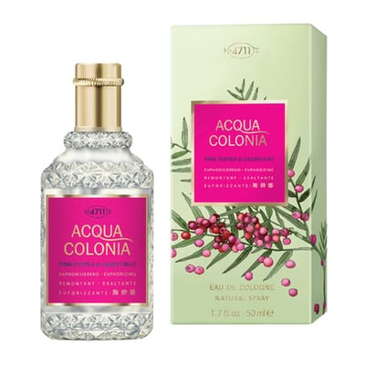 4711 Acqua Pink Pepper Grapefruit