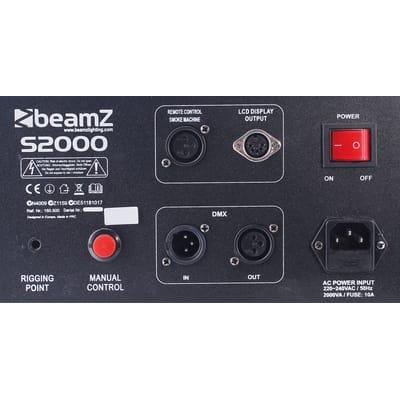 Beamz S2000 Rookmachine LED
