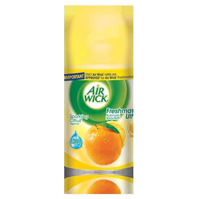 Airwick Freshmatic Max Navulling Citrus
