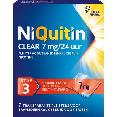 Stap 3 7 mg