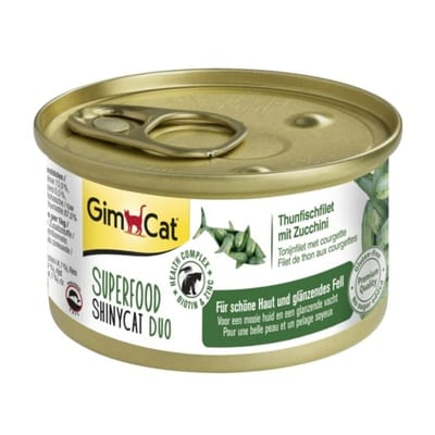 GimCat Superfood ShinyCat 70 gr